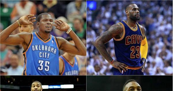 Olho neles! Veja 10 craques da NBA que estão na pista - Fotos - R7 ...