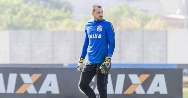 Walter treina e pode voltar ao Corinthians contra Flamengo ...