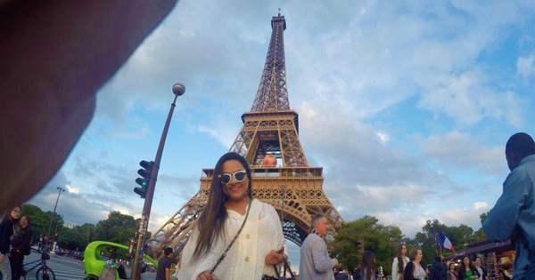 Veja fotos da viagem para Paris de Andressa Soares, a Mulher ...