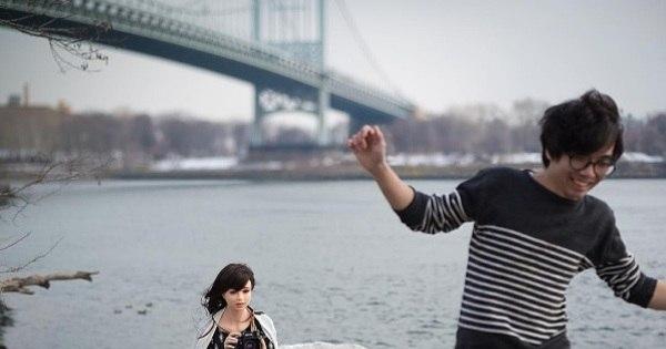 Coreano registra momentos de seu relacionamento com uma ...