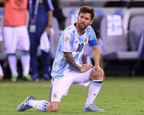 Aposentadoria do jogador Messi dá o que falar na internet