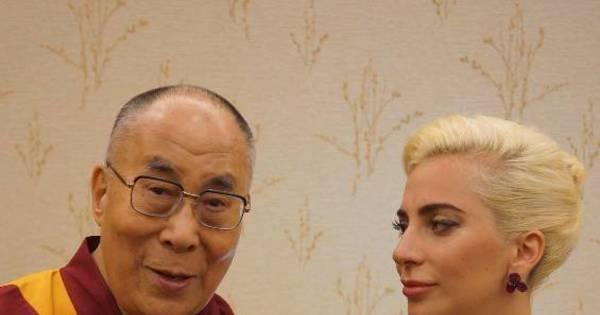Lady Gaga é banida da China após encontro com Dalai Lama ...