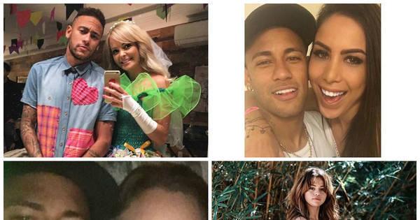 Conheça as gatas que Neymar teria beijado durante suas férias ...