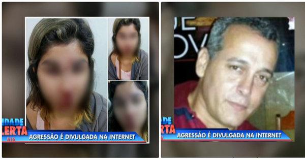 Homem denunciado por filho em rede social é preso após agressão ...