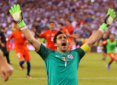 Seleção dos melhores é dominada por argentinos e chilenos. Confira
