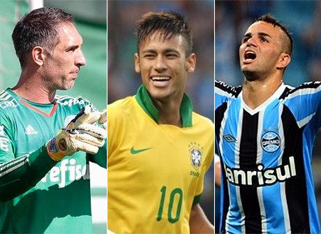Conheça os jogadores que vão disputar a Olimpíada no Rio