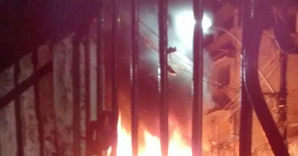 Após ônibus serem queimados em Pero Vaz, coletivos não circulam ...