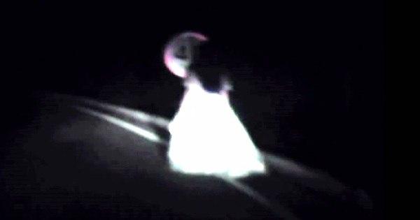 Noiva assombra motoristas vagando em estrada mineira - Notícias ...
