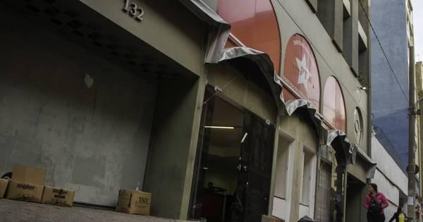Sede do PT em São Paulo é depredada - Notícias - R7 Brasil