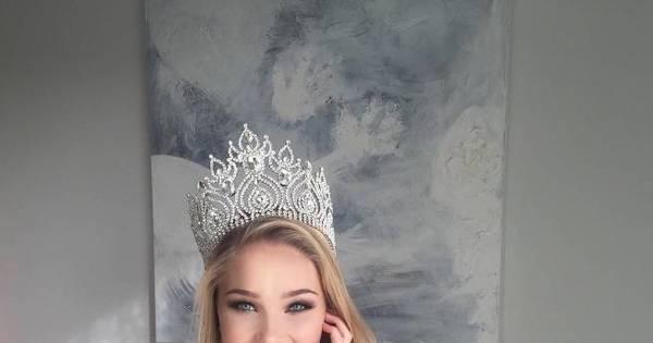 Deu Islândia! Conheça a Miss Eurocopa desta edição do campeonato