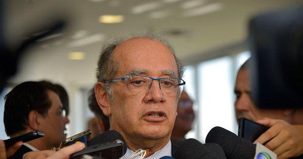 Gilmar diz que recurso de Lula à ONU é ação 'precipitada' e de ...