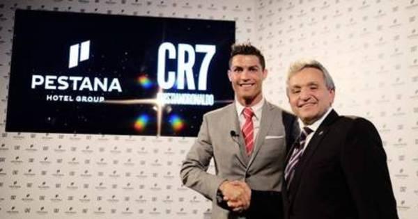 Veja todo o luxo do hotel de Cristiano Ronaldo que será inaugurado ...