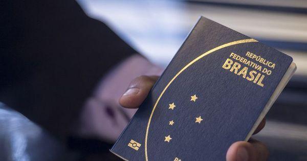 Emissão de todos os passaportes está suspensa - Notícias - R7 Brasil