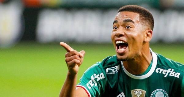 Líder isolado, Palmeiras inaugura novo horário do Brasileirão contra...