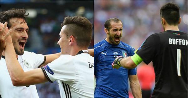 Duelo de titãs na Euro 2016 puxa a fila dos principais jogos do ...