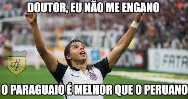 Show de Romero contra o Flamengo é prato cheio para os memes ...