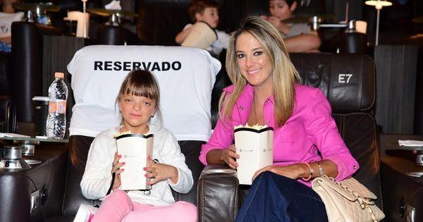 Ticiane Pinheiro leva Rafinha Justus ao cinema - Fotos - R7 ...