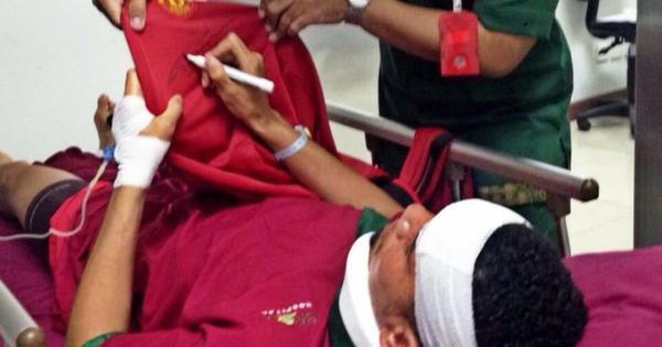 Jogador sofre lesão bizarra durante férias em Bali - Fotos - R7 ...