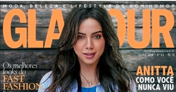 Anitta aparece irreconhecível em capa de revista. Relembre as ...