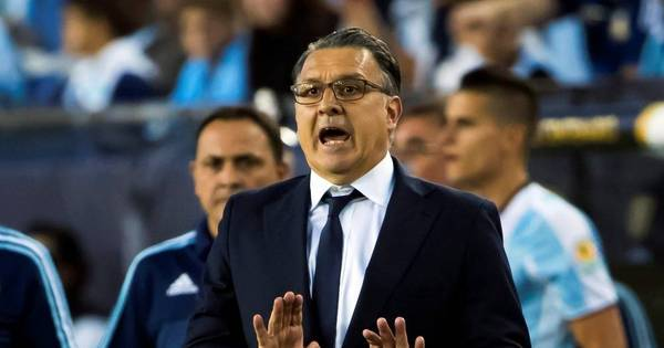 Sem conseguir formar time para Rio 2016, Tata Martino deixa ...