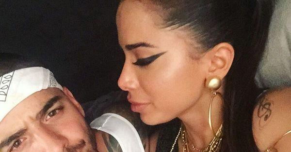 Anitta grava clipe com cantor colombiano no México ...