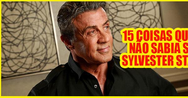 Stallone faz 70 anos! Conheça 15 curiosidades malucas sobre o astro!