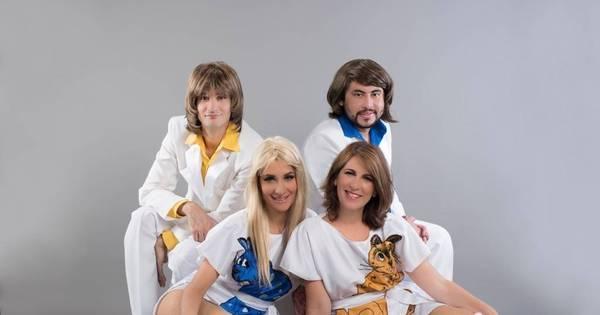 Banda tributo ao ABBA da Argentina se apresenta em São Paulo no ...