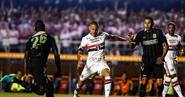 Longe da classificação na Libertadores, São Paulo precisa valorizar ...