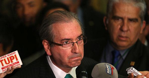 Cunha renuncia à Presidência da Câmara dos Deputados - Notícias ...