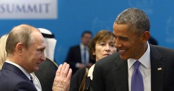 Obama pede a Putin redução dos combates no leste da Ucrânia ...