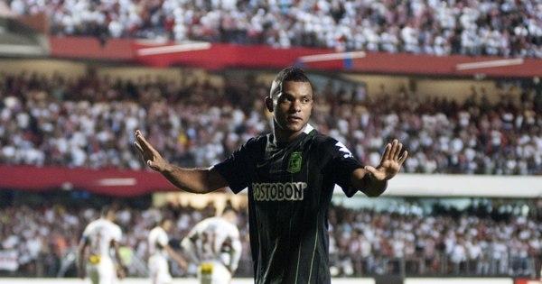 Carrasco do São Paulo na Libertadores vai defender Colômbia na ...