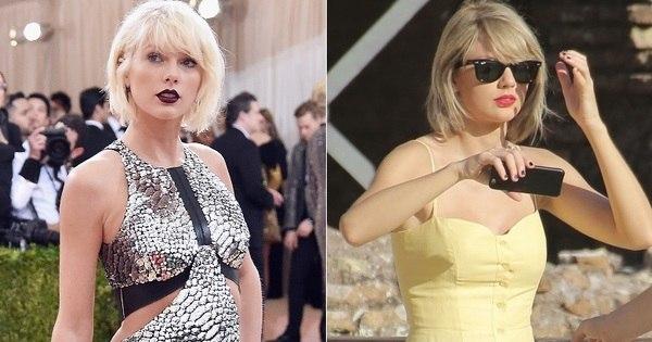 Tchau, Calvin Harris, tchau, lado gótico! Taylor Swift retoma estilo ...