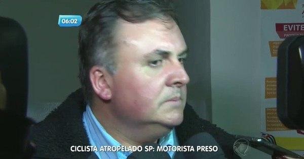 Motorista que matou e arrancou braço de ciclista é preso em São ...
