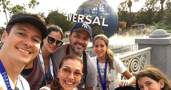 Rodrigo Faro curte férias em família nos Estados Unidos - Fotos ...