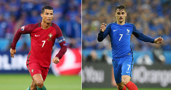 Quem leva? França e Portugal fazem a grande decisão da Euro 2016