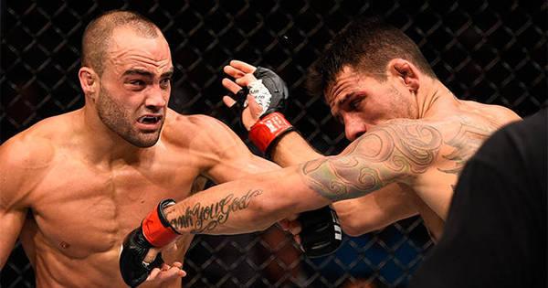 Rafael dos Anjos perde e Brasil volta a ficar sem cinturão do UFC ...