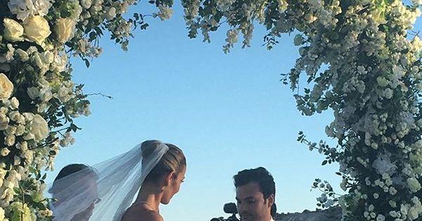 Segundo dia de casamento milionário de modelo brasileira reúne ...