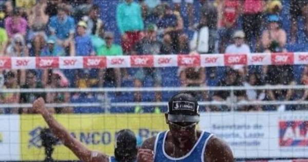Sorteio põe Pedro Solberg/Evandro em 'Grupo da Morte' no Rio ...