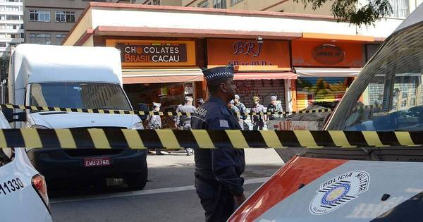 Homem que manteve refém na Paulista havia sido detido na ...