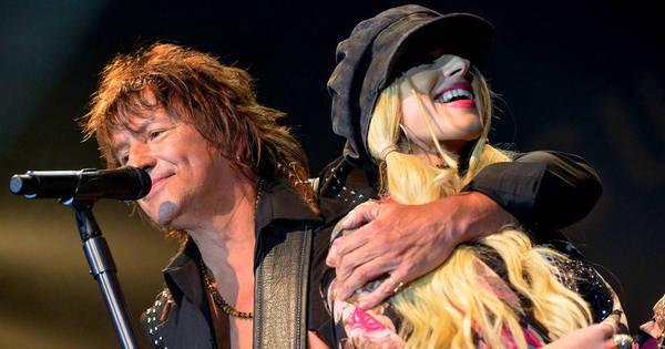 Em show em São Paulo, Richie Sambora, ex-guitarrista do Bon Jovi ...