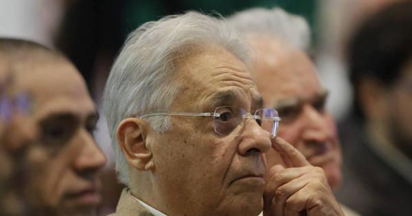 Ex-presidente FHC faz implante de marca-passo em São Paulo ...