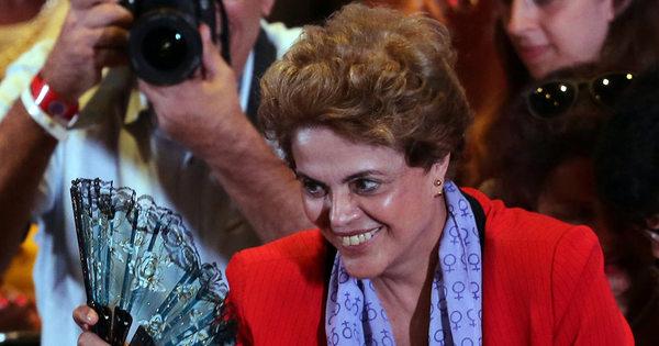 Dilma diz que não foi convidada para abertura dos Jogos Olímpicos ...