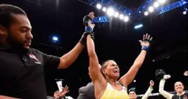É do Brasil! Amanda Nunes é a nova campeã do UFC e Aldo ...