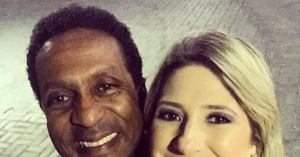 Sorridente, Dani Calabresa retorna às redes sociais após flagra de ...