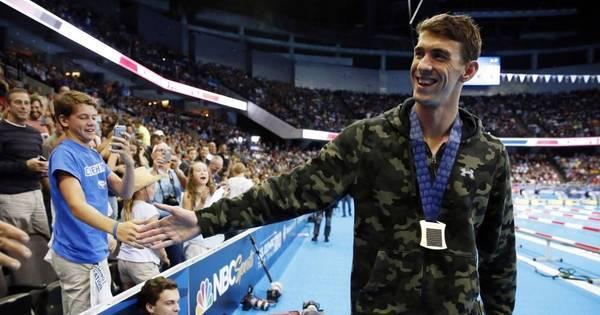 Rio verá adeus de Phelps aos Jogos e outros astros, mas tem ...