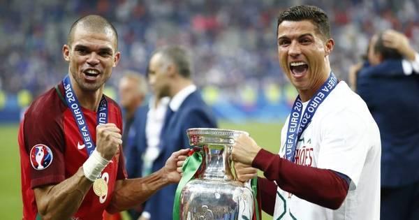 Cristiano Ronaldo: 'Sempre quis ganhar algo com Portugal para ...