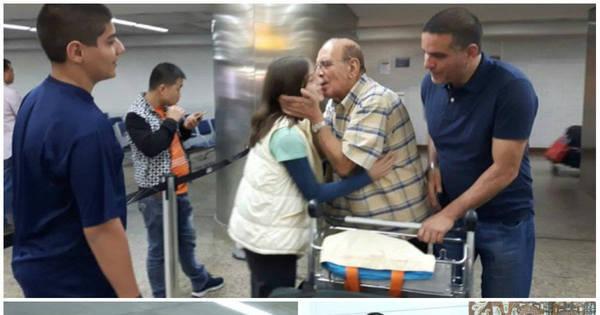 Emoção além das fronteiras: refugiado sírio recebe o pai no Brasil ...