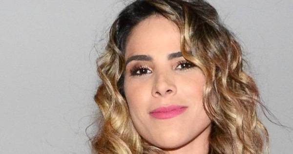Wanessa Camargo anuncia que vai lançar disco de música sertaneja