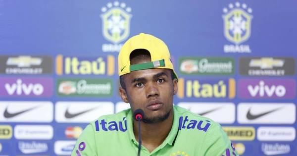 Douglas Costa não se recupera de lesão e está fora das Olimpíadas ...