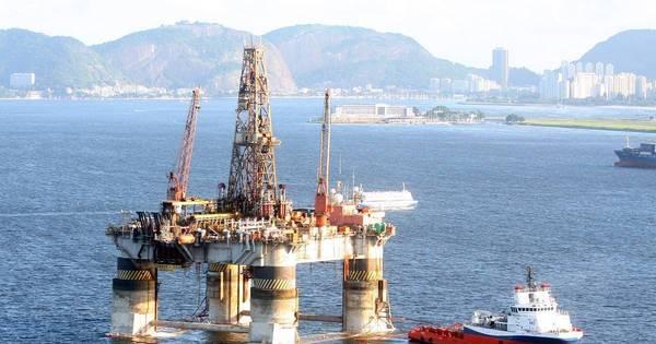 Petrobras registra produção recorde de petróleo e gás natural em ...